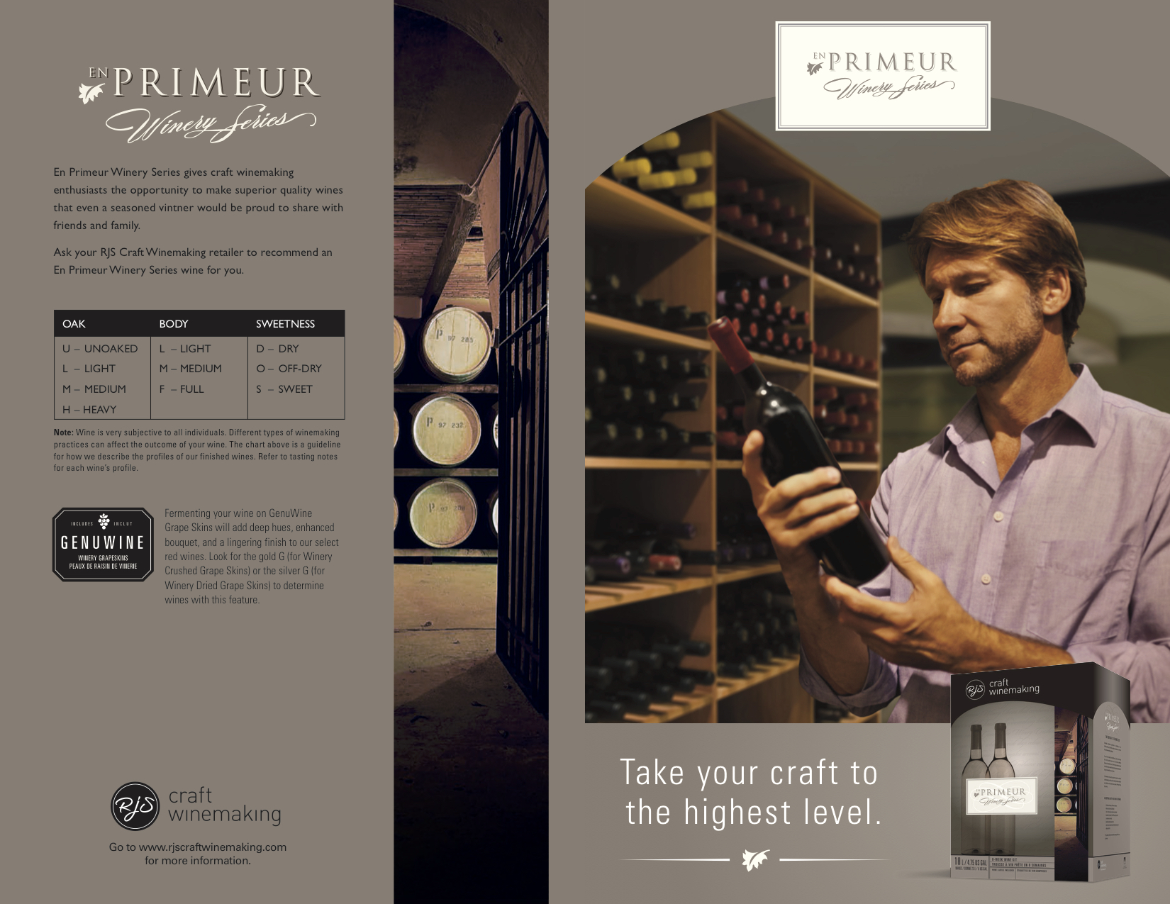 En Primeur Winery Series Sell Sheet1